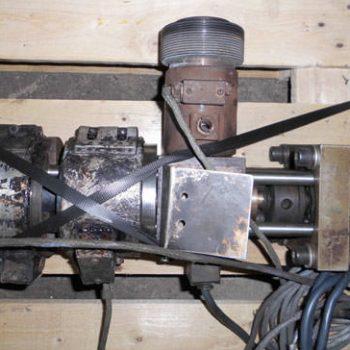 PE - Şişirme Makine Kafası