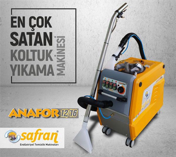 Safran Anafor Koltuk Yıkama Makinası
