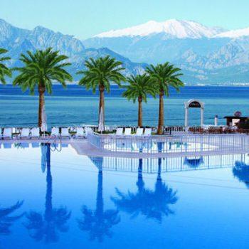Satılık Denize Sıfır 5 Yıldızlı Otel Antalya
