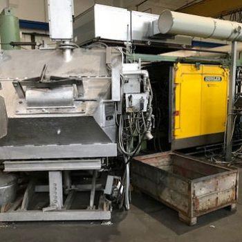 Soguk Kamaralı Metal Enjeksiyon Makinesi