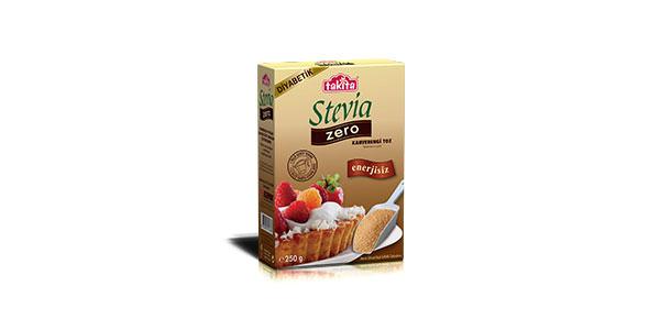 Stevia ZERO ® Kahverengi Toz Sofralık Tatlandırıcı