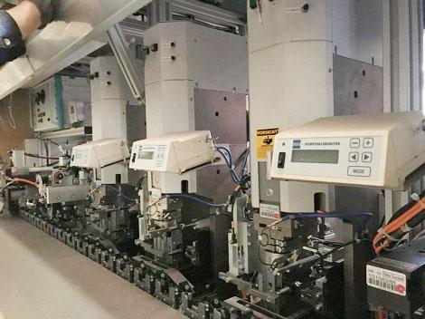 Tam Otomatik Kablo Montaj Makinesi