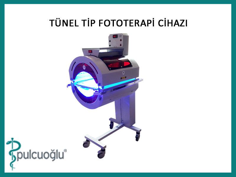 Tünel Tip Fototerapi Cihazı   Pulcuoğlu Medikal