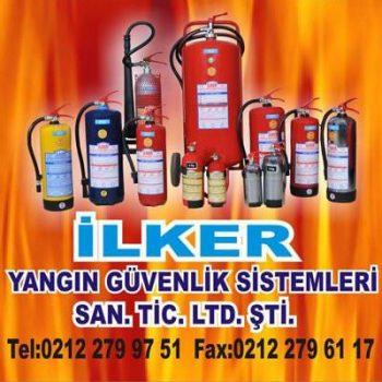 Yangın Tüpü | İlker Yangın Söndürme