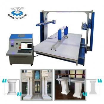CNC Strafor Kesim Makinesi