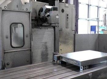 CNC Universal Bed Freze Tezgahı