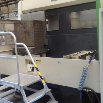 CNC Universal Yatay işleme Merkezi