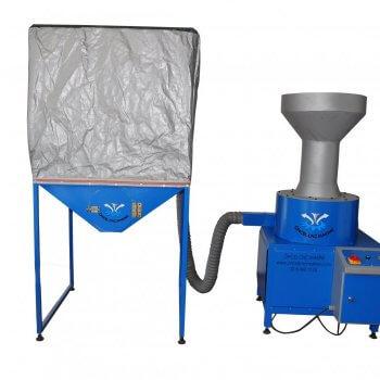 EPS Strafor Atığı Kırma Makinesi