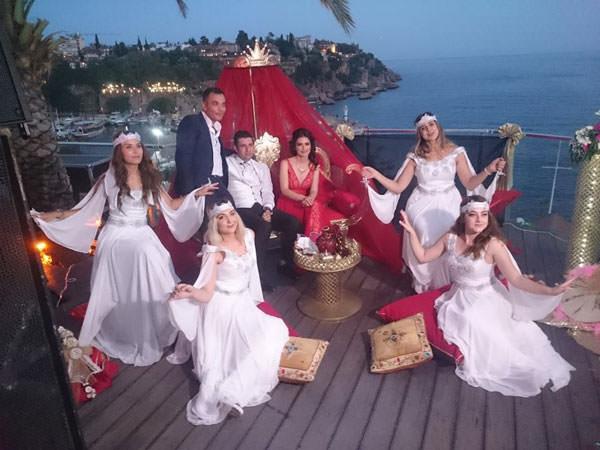 Antalya Kına Gecesi Organizasyon
