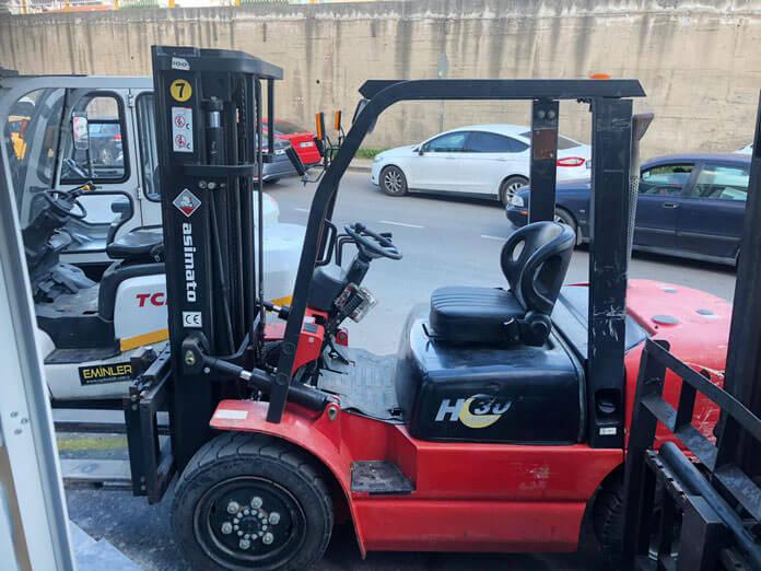 İzmir Buca Forklift
