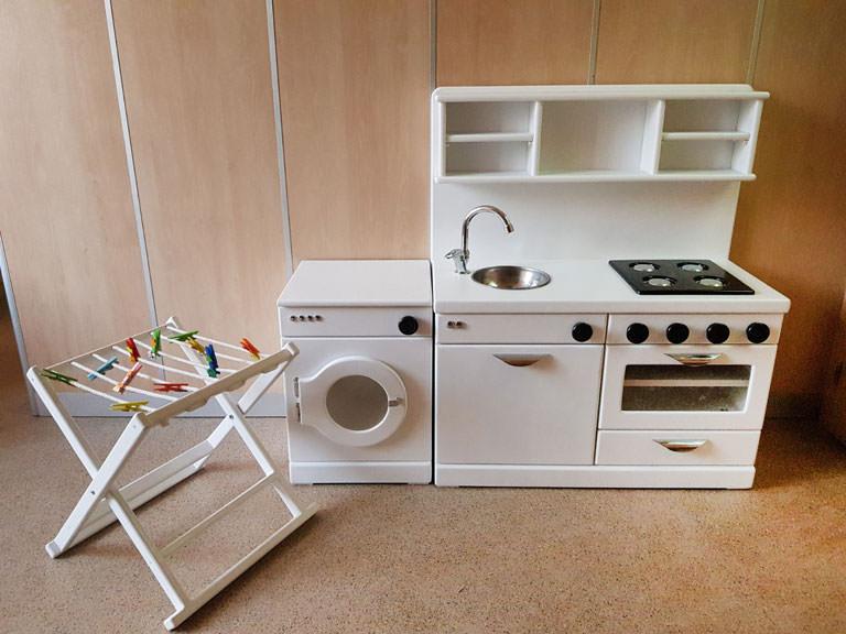 Ahşap Oyuncak Mutfak Setleri