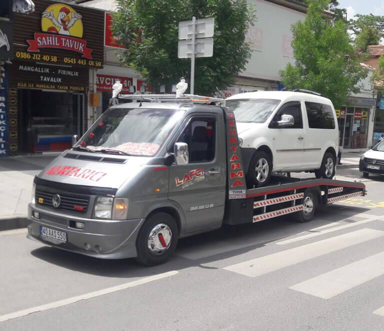 Lafci Oto Kurtarma | Kırşehir