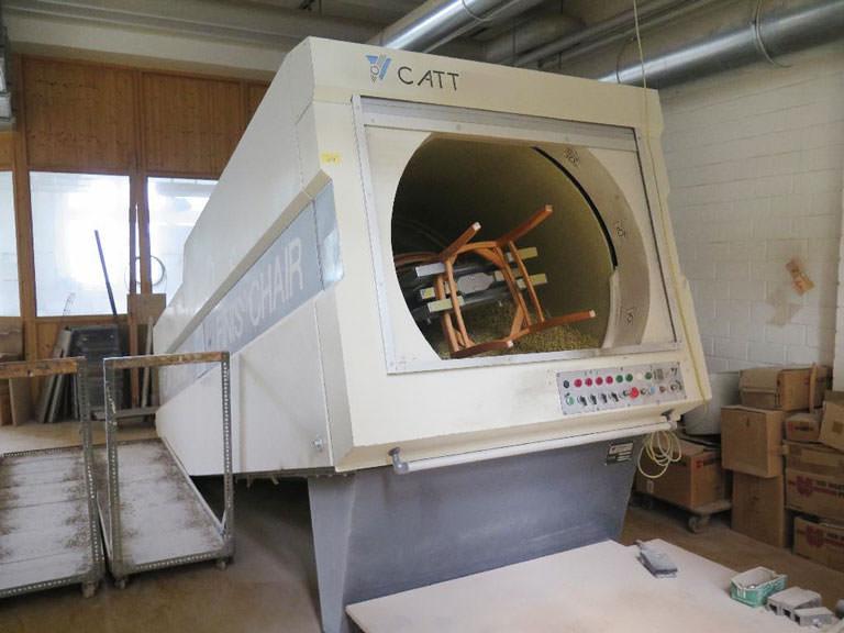 Sandalye Zımpara Makinesi