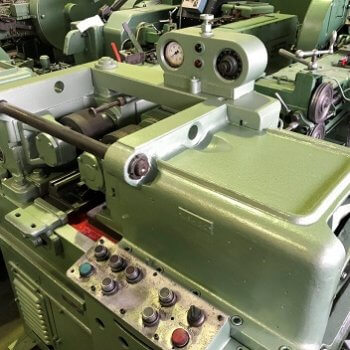 Civata Ovalama Makinesi