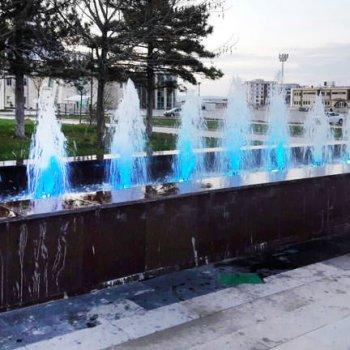 Fıskiyeli Havuz