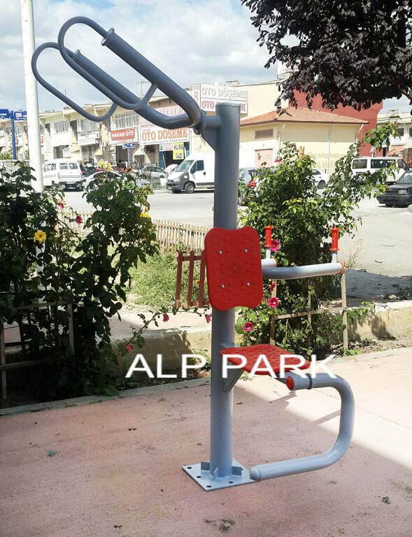 Açık Alan Fitness Ekipmanları | AlpPark