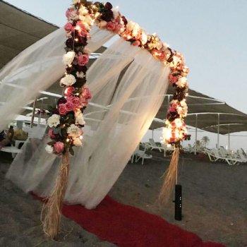 Antalya Kumsal'da Sürpriz Evlilik Teklifi