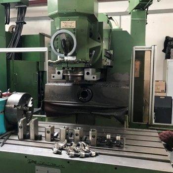 CNC Freze Tezgahı