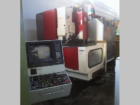 CNC Bed Freze Tezgahı