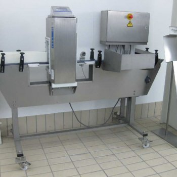 Metal Dedektör Makinesi