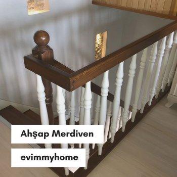 Ahşap Merdiven - Ağaç Merdiven