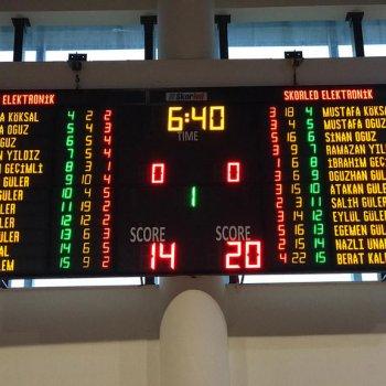 SBS7500 Basketball Scoreboard