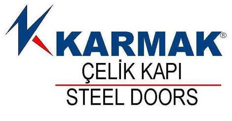 Karmak Çelik Kapı
