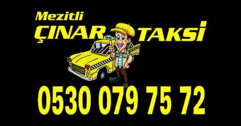 Mezitli Çınar Taksi