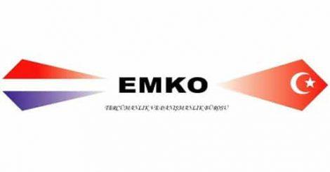 Hollandaca-Türkçe tercümanlık ve danışmanlık bürosu Emko