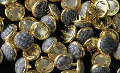 Efe Tekstil metal aksesuar ürünleri