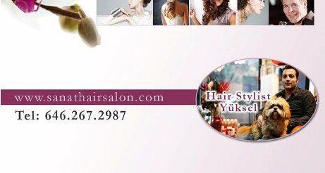Sanat Hair Salon | New York