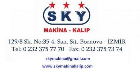 Sky Makina-Kalıp