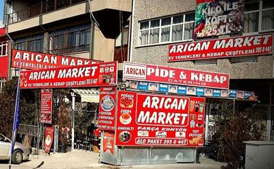 Arıcan Market