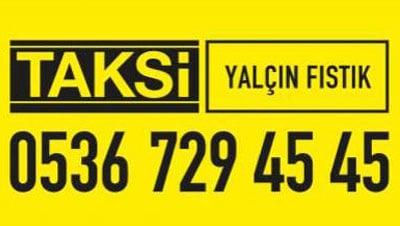 7/24 Maraş Taksi