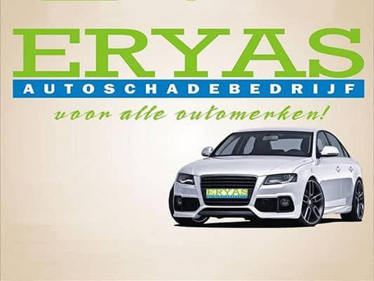 Eryas Autoschadebedrijf