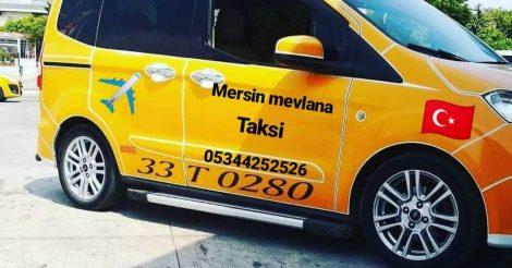 Mersin Mevlana Taksi | Cengiz Timur