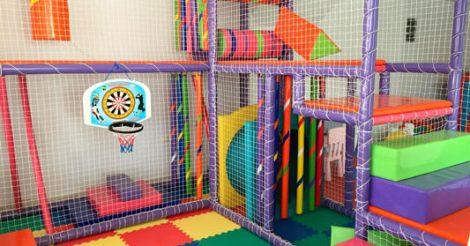 Cafe Mania Çocuk Eğlence Merkezi