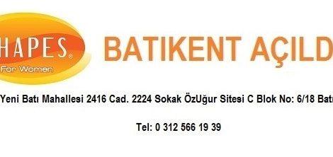 Shapes Batıkent Fitness Center For Women