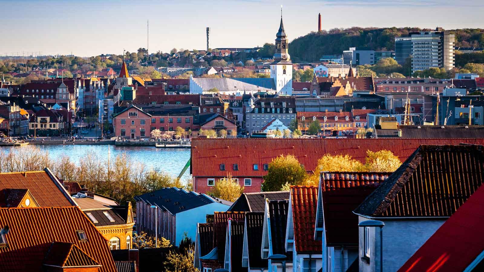 Aalborg'daki Türk Firmaları