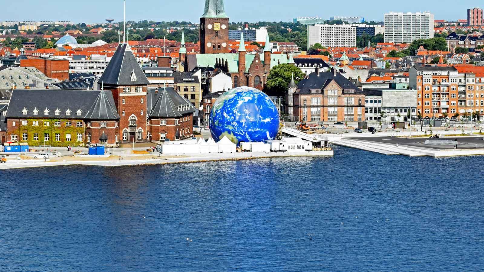 Aarhus'daki Türk Firmaları