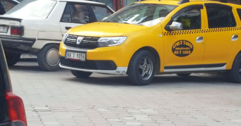 Akdağmadeni Taksi