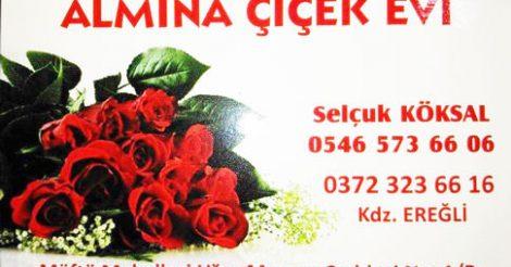Almina Çiçek Evi