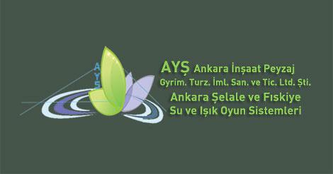 Ankara Şelale & Fıskiye Süs Havuz Sistemleri