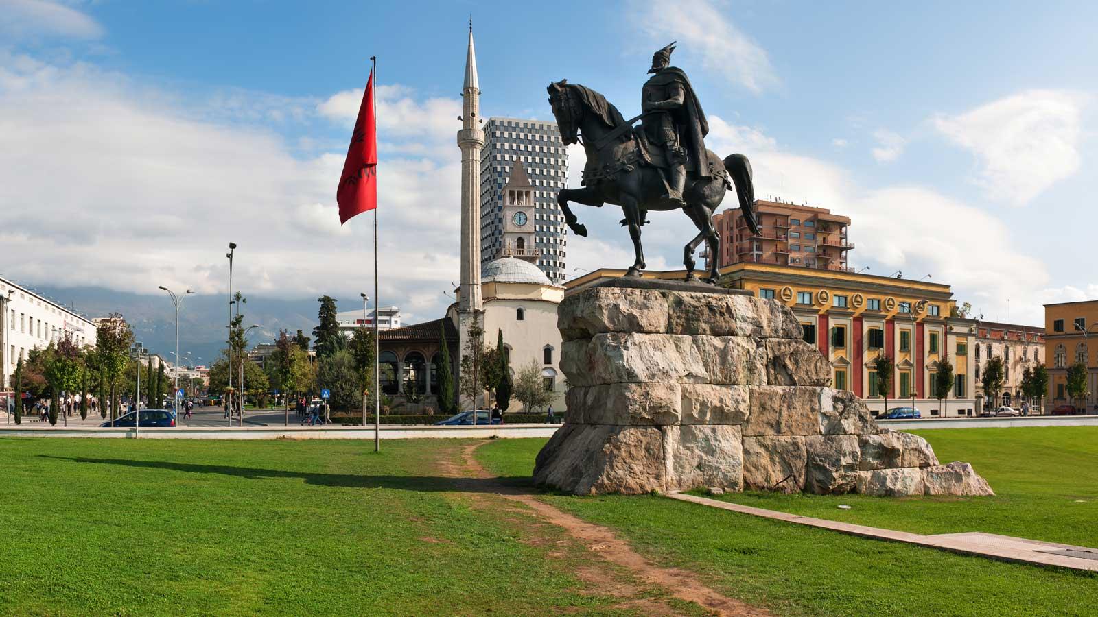 Arnavutluk'taki Türk Firmaları
