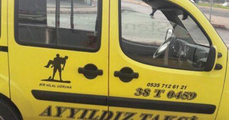 Ayyıldız Taksi | Kayseri