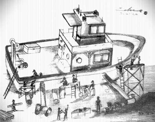 Scalica Deniz ve Sanayi Boyaları