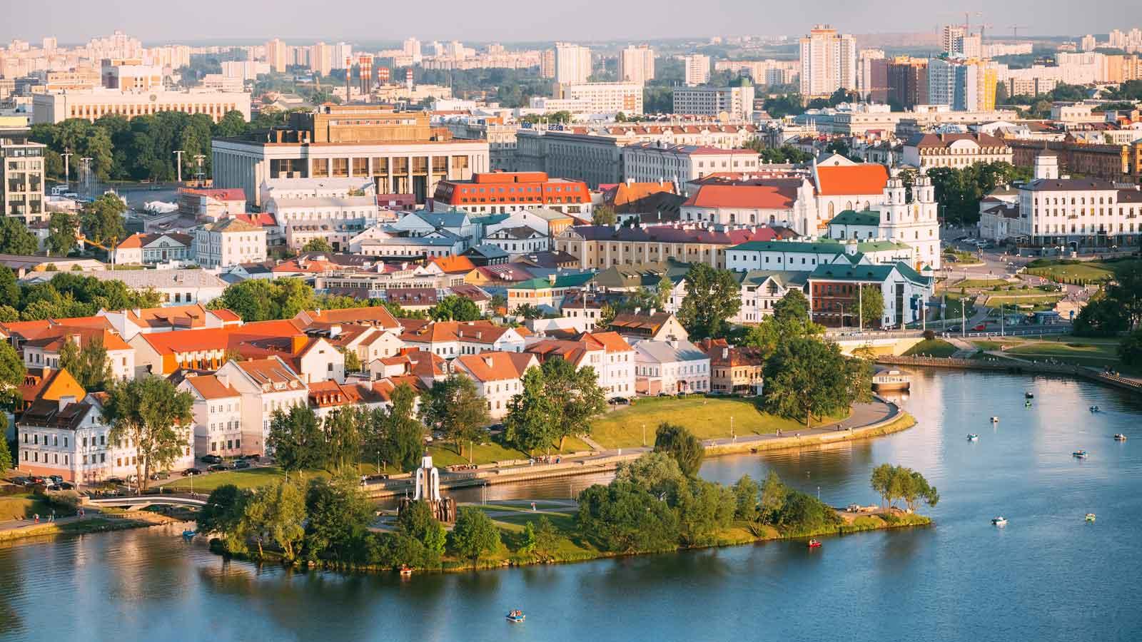 Beyaz Rusya'daki Türk Firmaları