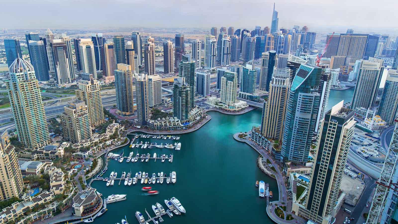 Birleşik Arap Emirlikleri'ndeki Türk Firmaları