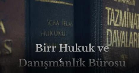 Birr Hukuk Bürosu | Avukat Esra Kara & Avukat Nejla Demir