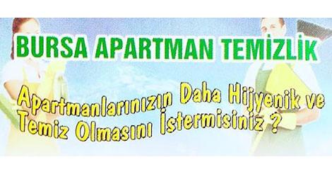 Bursa Apartman Temizlik